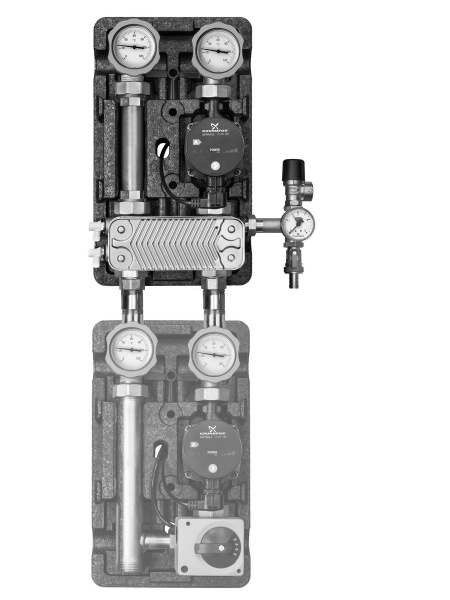 Теплообменник grundfos газовые конвекторы с чугунным теплообменником отзывы